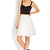Embroidered Organza Skirt   FOREVER21 - 2000068509