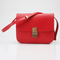 Clasp classic box shoulder bags in red [celine clasp classic box shoulde] - $289.99 : celine bag