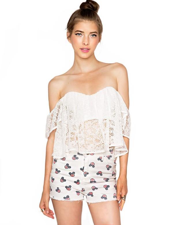 cut off shorts flag shorts summer shorts affordable clothes pixie market shorts