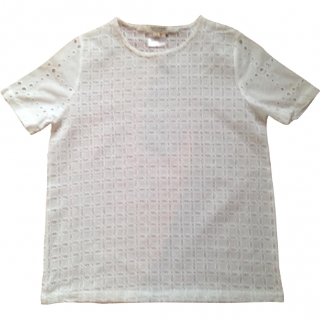 Top ROSEANNA White size 36 FR in Cotton Spring / Summer - 1081266