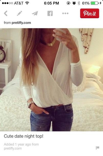 blouse blouse top