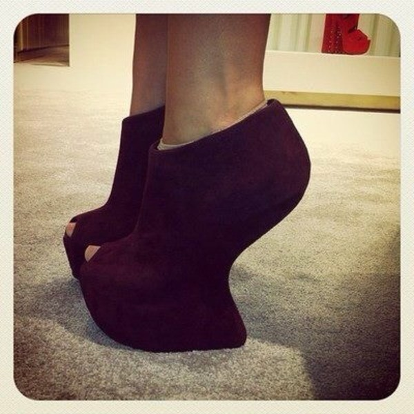 shoes high heels black high heels noheel platform high heels