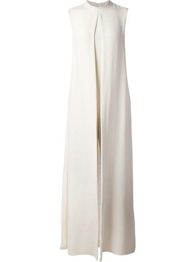 Valentino Sleeveless Flowing Gown - Stefania Mode - Farfetch.com