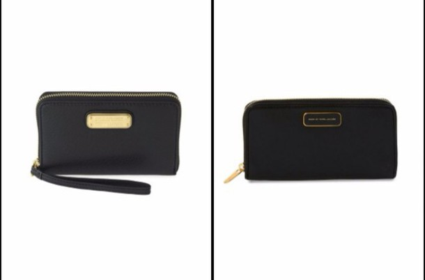 bag marc by marc jacobs wallet on chain