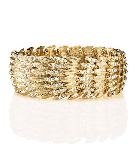 Antiqued Chic Bracelet | mark