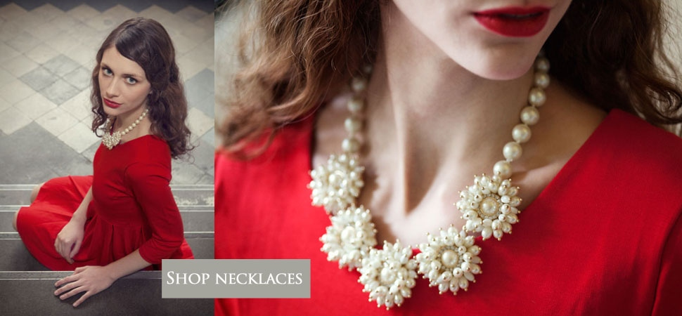 Vintage Inspired Clothing & Statement Jewelry - Happiness Boutique