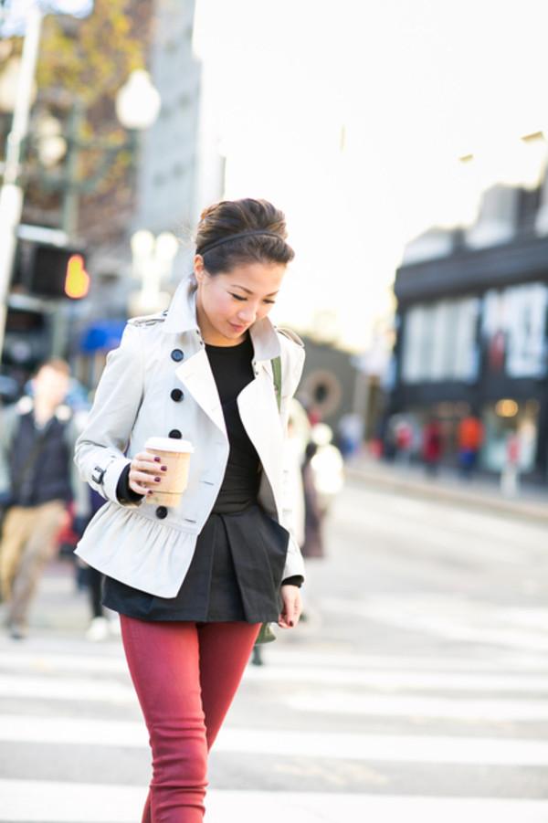 wendy's lookbook t-shirt coat sweater bag shoes