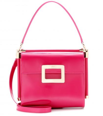 mytheresa.com -  Miss Viv patent-leather shoulder bag  - Totes - Bags - Luxury Fashion for Women / Designer clothing, shoes, bags