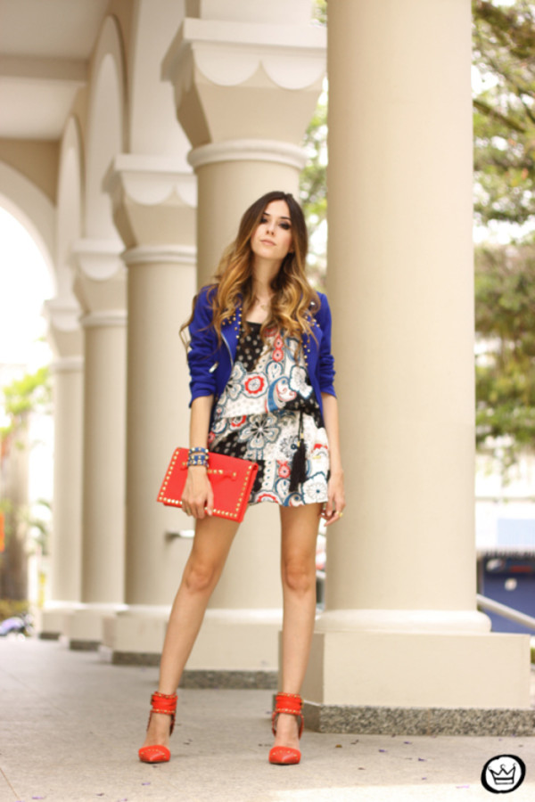 fashion coolture dress jacket bag shoes