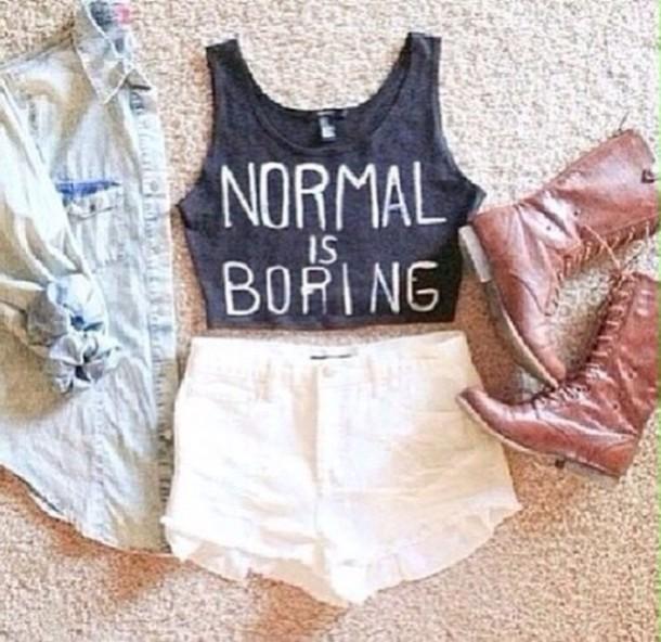 tank top shirt cotton t-shirt shoes top blouse