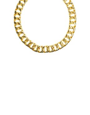 Gogo Philip   Gogo Philip Chunky Chain Necklace at ASOS