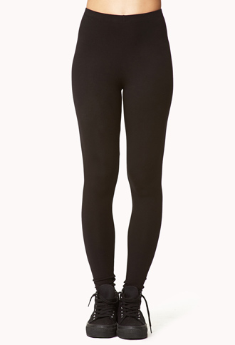 High-Waisted Leggings | FOREVER21 - 2040495615