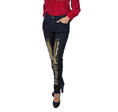 Buy Diane Gilman Sequin Front Skinny Jean, Diane Gilman Fashions and Jeans from The Shopping Channel, Canada's home shopping network - Online Shopping for Canadians
