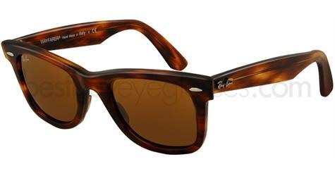Ray Ban RB 2140 (Original Wayfarer) Sunglasses, Eyewear, Glasses, Frames