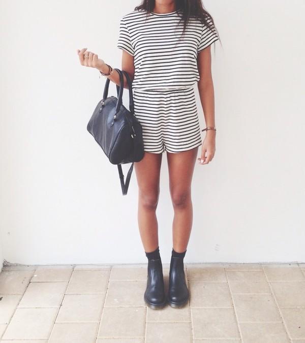 shorts overall tumblr bag dress