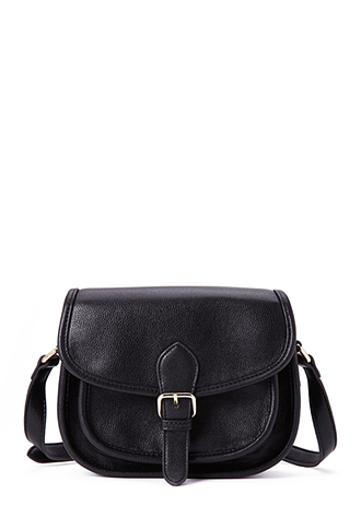 Runaround Faux Leather Crossbody | FOREVER21 - 1000088442