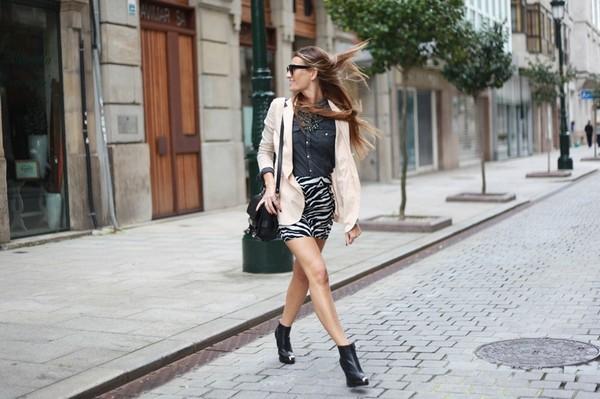 b a r t a b a c skirt shirt jacket bag jewels t-shirt shoes