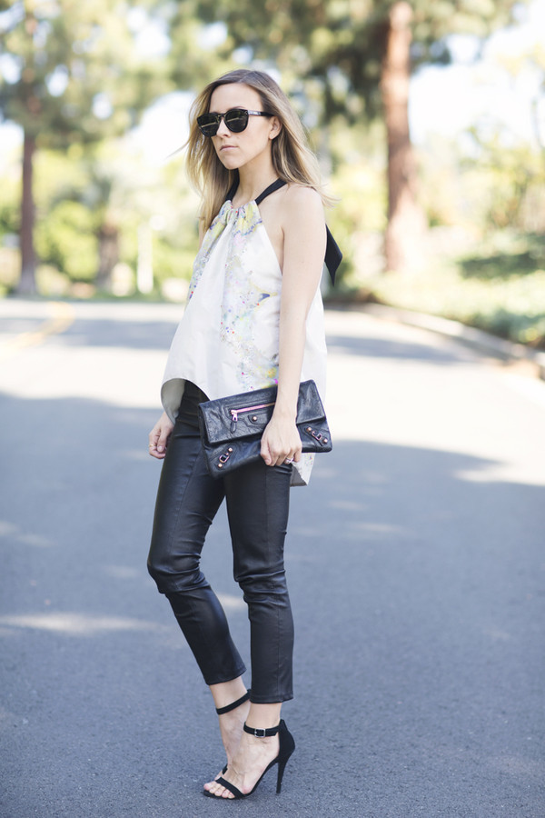 damsel in dior pants t-shirt shoes jewels