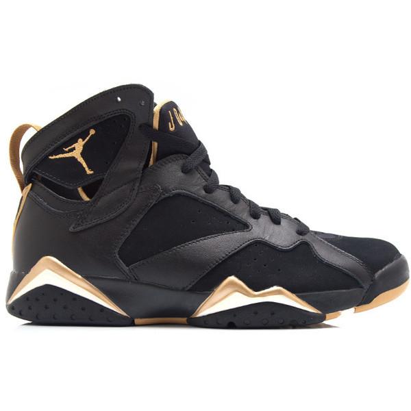 shoes js jordans air jordan gold black