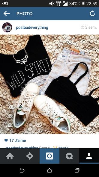 shoes t-shirt necklace wild spirit plume silver baskets