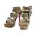 UK Cheap Christian Louboutin Toutenkaboucle 150 Suede Buckle Sandals Grey - discounthighheels.net