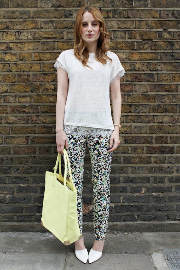 at fashion forte t-shirt bag shoes