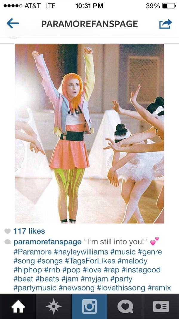 dress hayley williams still into you paramore outfit jacket