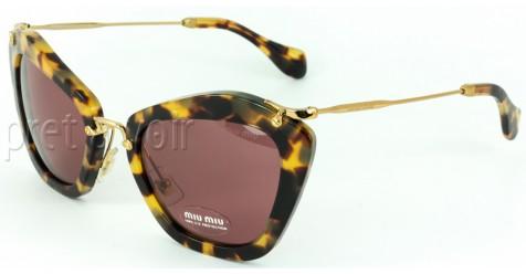 Miu Miu MU 10NS 7S00A0 Sunglasses | Pretavoir