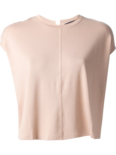 Kai-aakmann Cropped T-shirt - Al Duca D'aosta - Farfetch.com