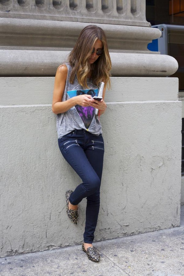 something navy jeans t-shirt tank top shoes bag sunglasses