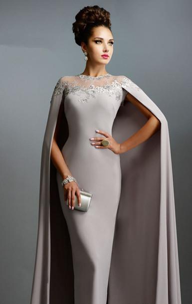 dress capped dress evening dresses 2015