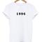 1996 unisex t-shirt - stylecotton