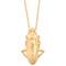 Cockroach-pendant necklace