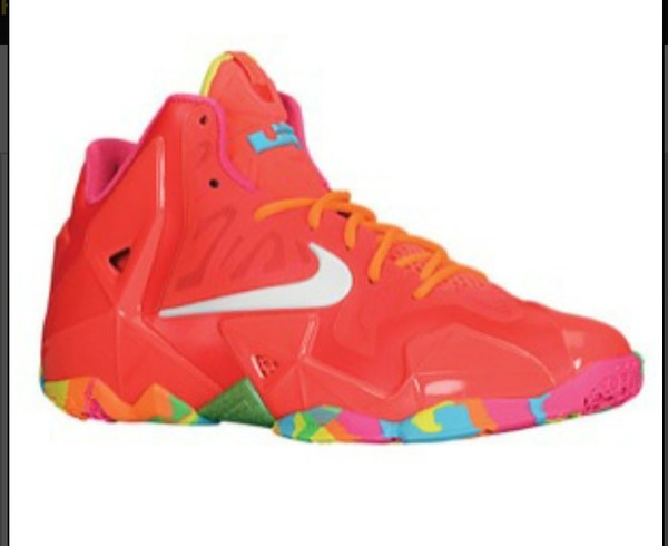 shoes red nike lebrons