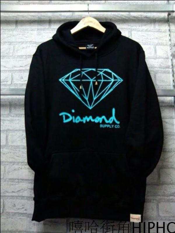 sweater diamonds