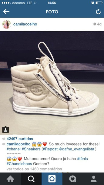 shoes chanel inspired