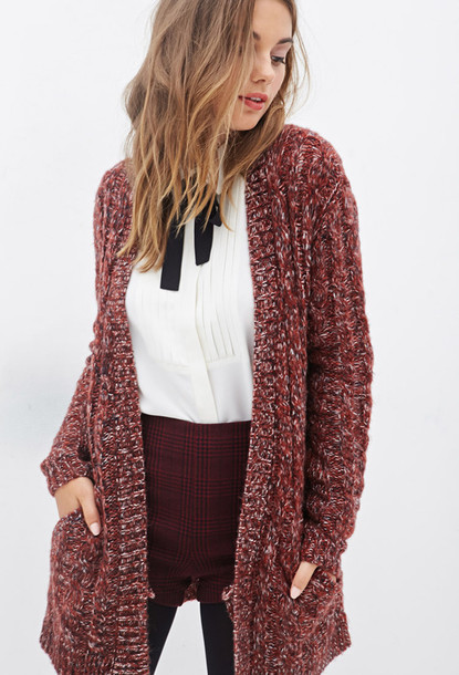 cardigan forever 21