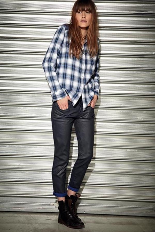 shirt berenice lookbook fashion pants