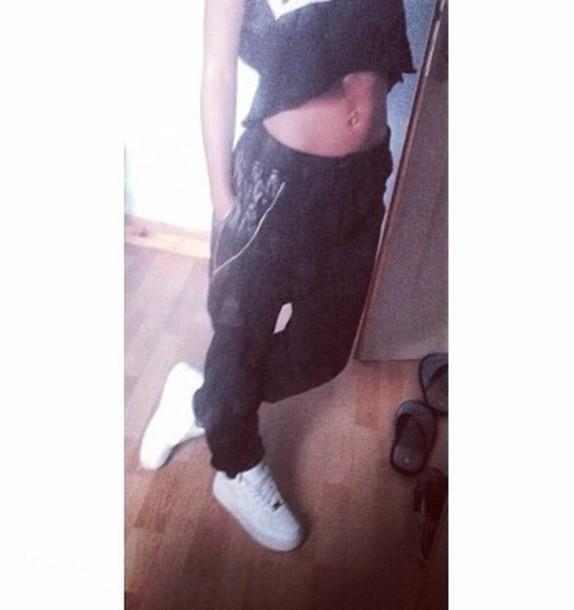 pants sweatpants jogging bottom joggers