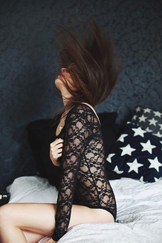 style scrapbook blogger body lingerie underwear bodysuit