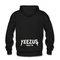 Yeezus hoodie back