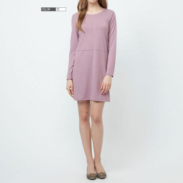 dress women drape dress