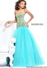 Sherri Hill Prom Dress 2983 at Peaches Boutique