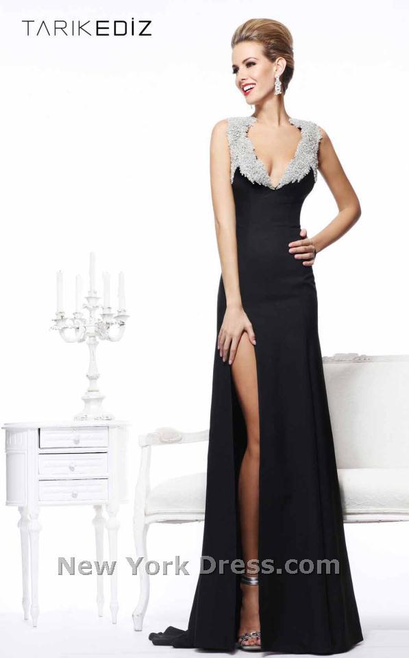 Tarik Ediz 92148 Dress - NewYorkDress.com