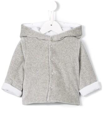 coat girl grey