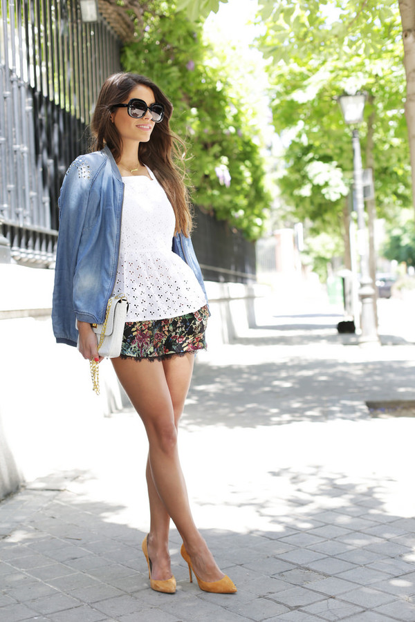 seams for a desire jacket top shorts shoes bag jewels