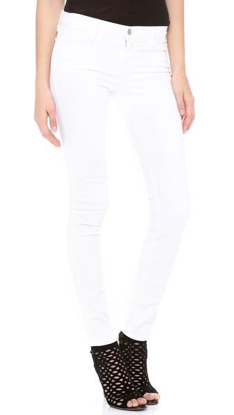 J Brand 811 Mid Rise Skinny Jeans | SHOPBOP