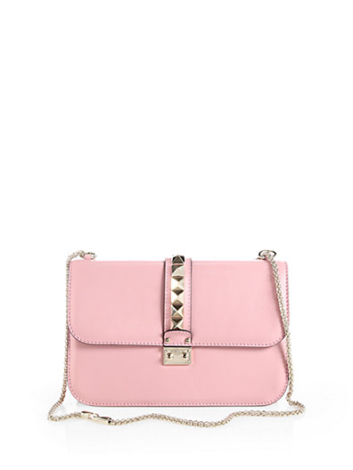 Valentino - Rocklock Medium Shoulder Bag - Saks.com
