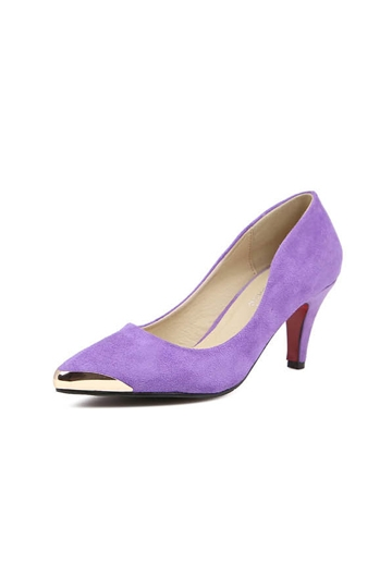 Sweet Lady Style Toe Pointed Pumps [FABI1516]- US$ 39.99 - PersunMall.com