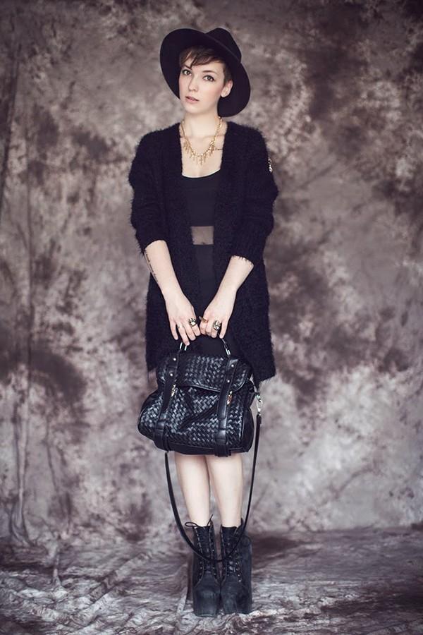natalie's fashion workshop sweater dress shoes jewels